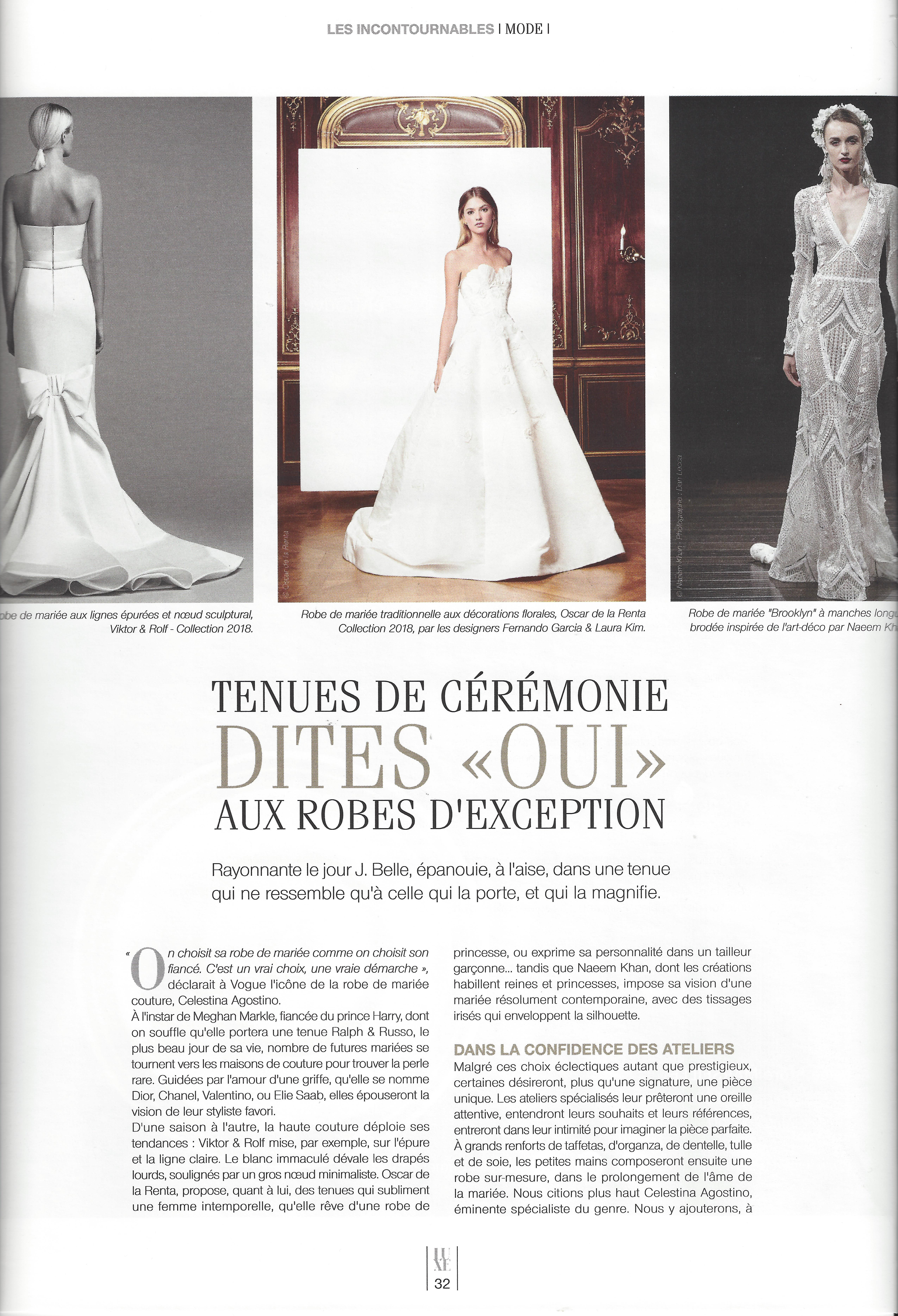 ca8f7bd81f2 Blog Archives - Michel Bonzi Couture