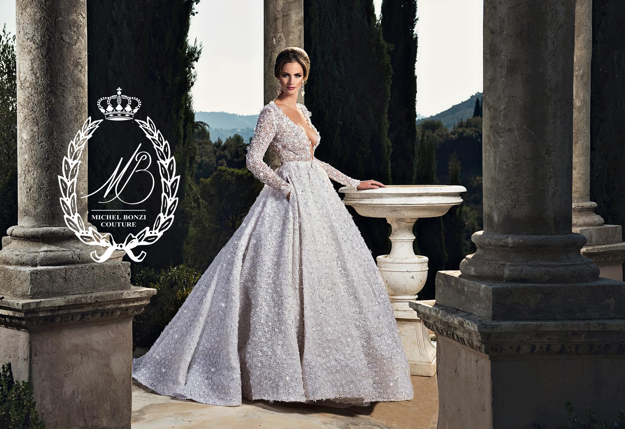 Création de robes de mariées sur mesure à Marseille